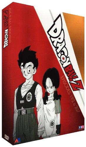 Dragon Ball Z-Coffret 4 DVD-10-Épisodes 192 à 207