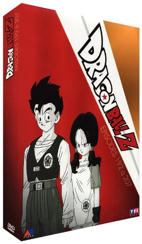 Dragon Ball Z - Coffret 4 DVD - 10 - Épisodes 192 à 207