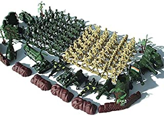 World war ii soldiers nostalgic world war ii 6cm soldiers military model set 108