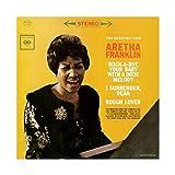 Aretha Franklin's Album-Cover – The Electrifying Aretha