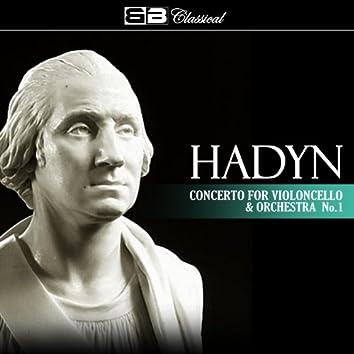 Hadyn Concerto for Violoncello and Orchestra No. 1