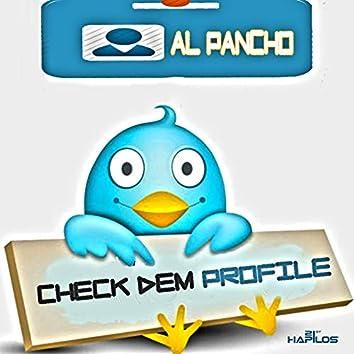 Check Dem Profile - Single
