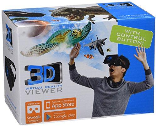 World Brands 35032 – Visore 3D, Occhiali per la Realtà virtuale