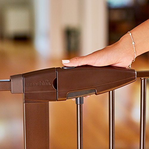 51ir8Ji4IAL The 7 Best Pressure Mounted Baby Gates of [2021 Review]