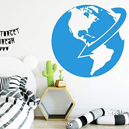 Sanzangtang muurstickers van vinyl voor woonkamer, slaapkamer, wanddecoratie
