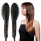 Cepillo Alisador Eléctrico Hair Straightener 180ºC – 230ºC