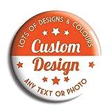Personalised Custom Design Pin B...