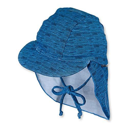Sterntaler baby-jongens pet met nekbescherming hoed