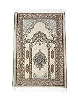 フォーマル イスラム祈り敷物 イスラム教 モロッコ トルコ語 祈りマット カーペット - スーパーライト 柔らかい カーペット 礼拝用マット[Zhhlaixing]