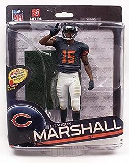 NFL Series 34 Figure: Brandon Marshall (Classic Uniform Variant)