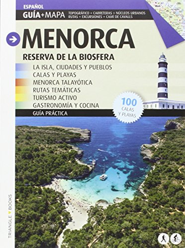 Menorca. Reserva de la biosfera (Español) (Guia & Mapa)