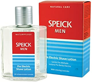 Pre Electric Shave Lotion 3.4oz preshave by Speick
