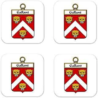 gallant coat of arms