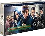 Les Animaux Fantastiques - Edition limitée Steelbook + Baguette - Le monde des Sorciers de J.K. Rowling - Blu-ray 3D