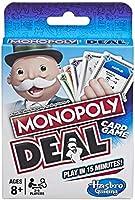 Hasbro Gaming Monopoly Deal (English) Game