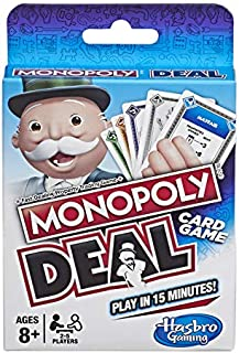 Hasbro Gaming Monopoly Deal (Arabic) Game
