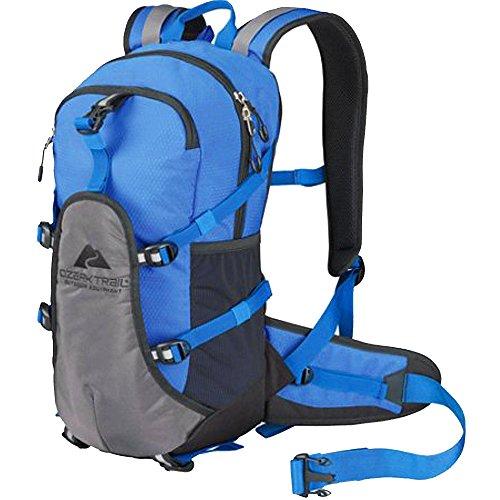 Ozark Trail 19L Kalispell Backpack-9OZT19BG (Blue/Black)