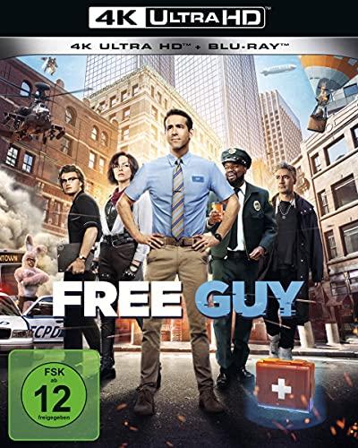 Free Guy 4K UHD Edition [Blu-ray]