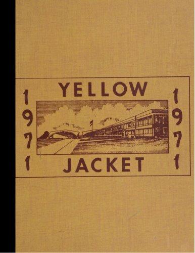 (Reprint) 1971 Yearbook: Thomas Jefferson High School, Port Arthur, Texas