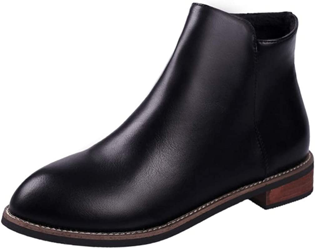 Short Booties Black | Ankle \u0026 Bootie
