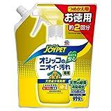 ジョイペット 天然成分消臭剤 オシッコのニオイ・汚れ専用 つめかえ用 450ml