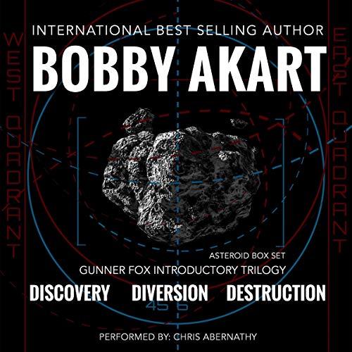 Asteroid Box Set: Discovery, Diversion, Destruction cover art