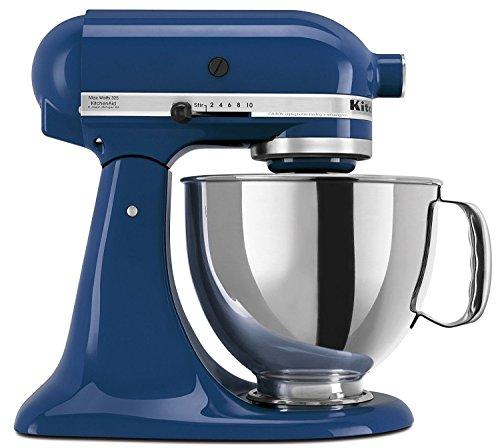 KitchenAid 4-1/2-Quart Ultra Power Stand Mixer, Twilight Blue