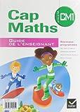 Cap Maths CM1 éd. 2010 - Guide de l'enseignant + Cahier de géométrie-mesure