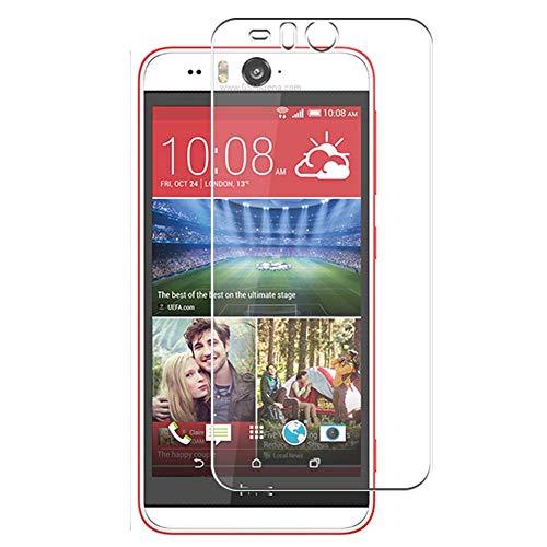 Vaxson 3 Stück Schutzfolie, kompatibel mit HTC Desire EYE, Bildschirmschutzfolie TPU Folie Displayschutz [nicht Panzerglas Hülle Hülle ]