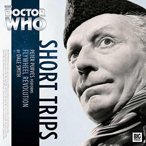 Doctor Who - Flywheel Revolution audiobook cover art