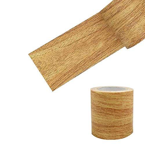 Cinta adhesiva para muebles, para reparación de suelos de muebles, cinta adhesiva de reparación de efecto madera, cinta de conducto para muebles, puerta, piso, mesa y silla
