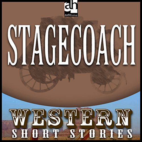 Stagecoach audiobook cover art