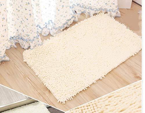 carpet Tapis Quotidien Accueil Tapis Antidérapant Durable Tapis Durable Épaissie Cuisine Salle De Bains Entrée de Porte,50cmx80cm,# 2