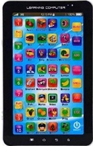 Toyswala P1000 Kids Educational Learning Tablet Computer