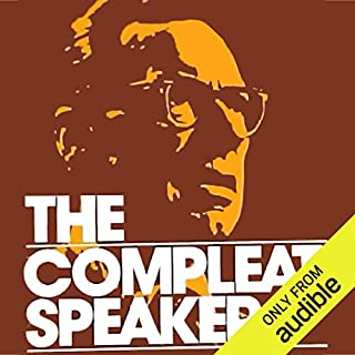 The Compleat Speaker audiobook cover art