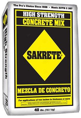 Sakrete 65201030 40 lbs. Concrete Mix