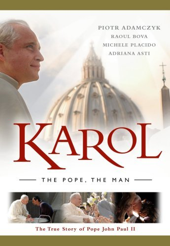 Karol: The Pope, The Man by Piotr Adamczyk