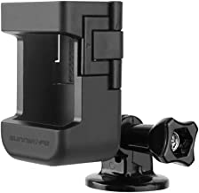 DJI OSMO Pocket Hand-held Adapter Accessories - GorNorriss Helicopter New Updated Adapter Mount Selfie Stick Tripod Connecting Accessories Compatible with DJI Pocket