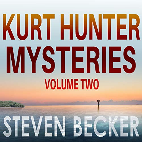 Kurt Hunter Mysteries - Volume Two audiobook cover art