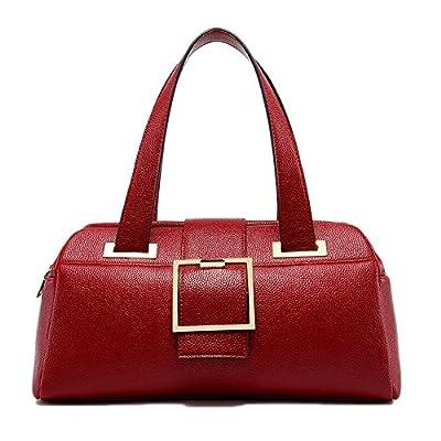 VANCOO sacs à main épaule pour les femmes grandes dames sac en cuir PU 6021