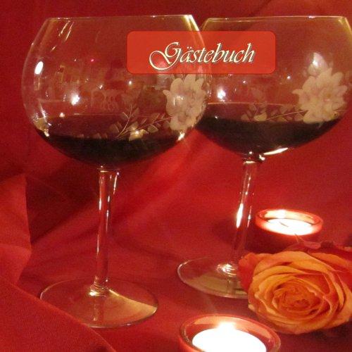 Gästebuch - Wein - Rotwein: Guestbook