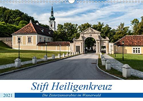 Stift Heiligenkreuz (Wandkalender 2021 DIN A3 quer)