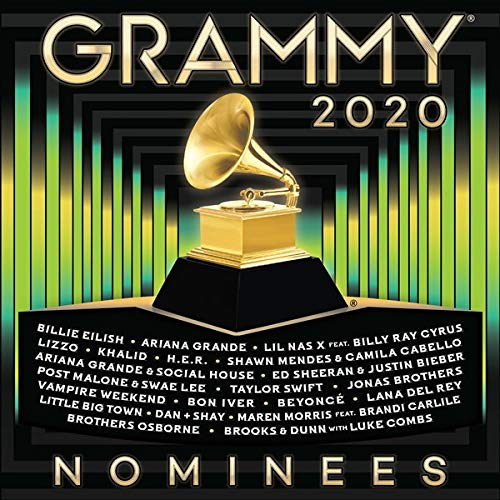[album]2020 Grammy(R)Nominees – Various Artists[FLAC + MP3]