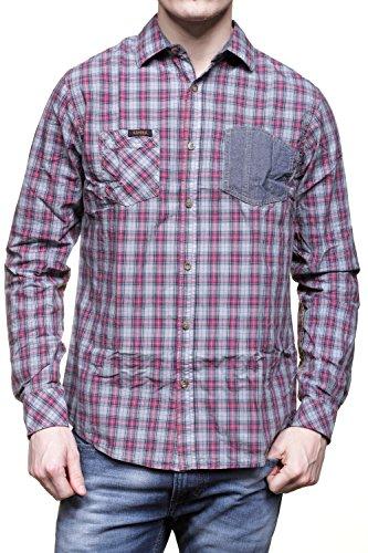 Kaporal Jeans - Chemise Ferdy Jeans - Multicolore, S