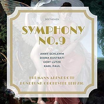 Beethoven: Symphony No.9 (Leipzig 06-01-1953)