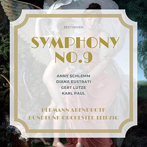 アニー・シュレム, Gert Lutze, ディアーナ・オイストラーティ, Karl Paul, Hermann Abendroth & Bundfunk Orchester Leipzig