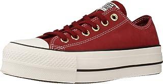 Calzado Deportivo para Mujer, Color Rojo, Marca CONVERSE, Modelo Calzado Deportivo para Mujer CONVERSE Chuck Taylor All St...