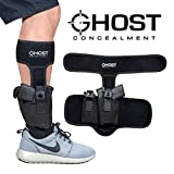 Best Ankle Holsters - Ghost Concealment Ankle Holster for Concealed Carry Pistol Review