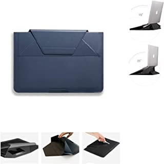 MOFT Laptop Carry Sleeve & Invisible Stand, Expandable Storage, Two Adjustable Angles, Ultra-Slim Sytlish Pieces