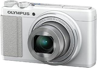 OLYMPUS デジタルカメラ STYLUS XZ-10 1200万画素 裏面照射型CMOS F1.8-2.7レンズ ホワイト XZ-10 WHT